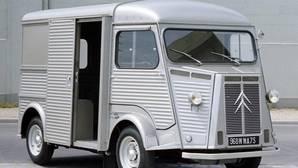 Se cumplen 70 años de la icónica furgoneta Citroën Tipo H