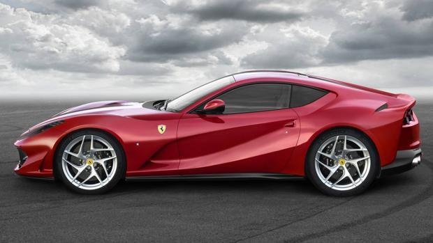 Prestaciones extremas para el Ferrari 812 superfast