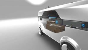 Aurolivery es el concept de Ford para la ciudad del mañana