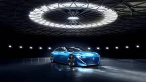 Instint Concept: la propuesta de Peugeot para conducción autónoma