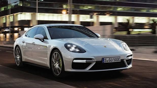 Porsche Panamera Turbo S E-Hybrid, el más potente