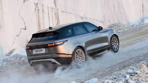 Lujo para todos los terrenos con el Range Rover Velar