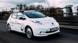 Nissan Leaf AD, el primer autónomo del 2020