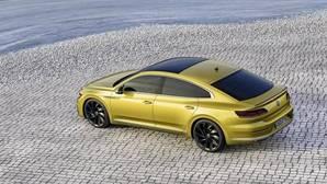 Estreno mundial del Volkswagen Arteon en el Salón de Ginebra