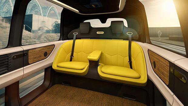 Sedric, el coche autónomo del Grupo Volkswagen-Audi