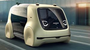 Sedric, el primer coche autónomo del Grupo Volkswagen