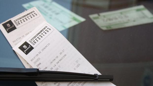 SER:  Cómo evitar pagar las multas de los parquímetros