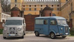 Así se transforma una furgoneta en un vehículo clásico