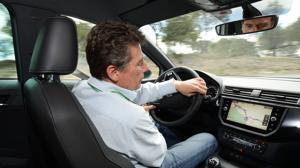 A los mandos del nuevo Seat Ibiza