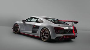 El Audi R8 LMS GT4 se presenta en primicia mundial en Nueva York