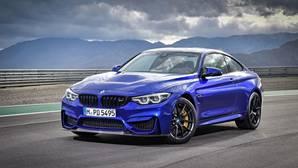 BMW M4 CS: nacido para competir