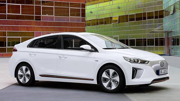 Hyundai Ioniq Electric, el segundo propulsor verde de la gama