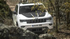 Jeep celebra el 25 cumpleaños del Grand Cherokee con el nuevo acabado Trailhawk