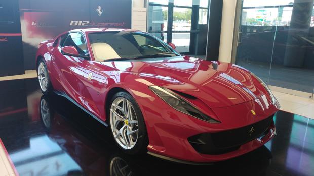 812 Superfast: llega a España el Ferrari más potente