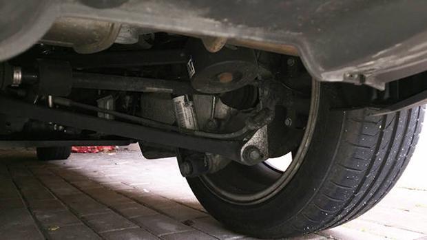 Las suspensiones son un elemento vital de nuestra seguridad