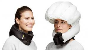 Hövding, un airbag que salva vidas de ciclistas
