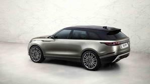 Velar, Discovery y F-pace, estrellas de Land Rover