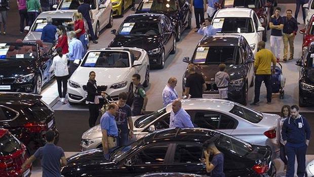El Salón de Icasión de Madrid espera facturar 70 millones de euros