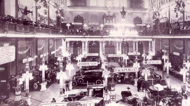 Primera edición del Salón de Barcelona, celebrada en 1919