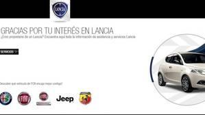 Lancia cierra su web en España como paso previo a su desaparición