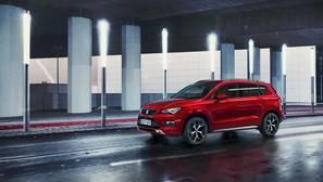 Ateca FR, el SUV más deportivo llega a Barcelona