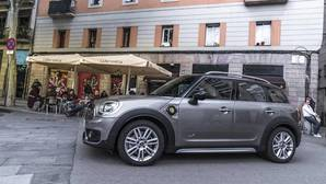 Cooper S E Countryman ALL4: tres MINI en uno