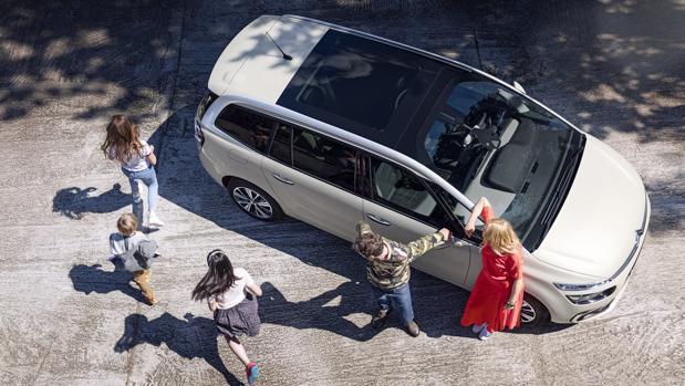 Citroën «premia» a las familias numerosas con un descuento exclusivo