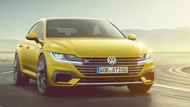 El nuevo Volkswagen Arteon ya está disponible en los concesionarios de la marca