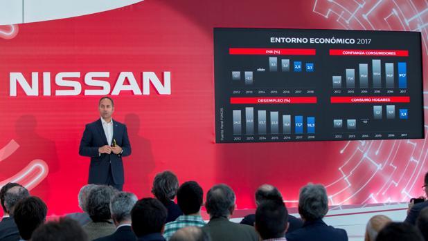 Nissan propone al Gobierno la exención del IVA en la compra de eléctricos