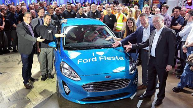 El primer Ford Fiesta de la octava generación