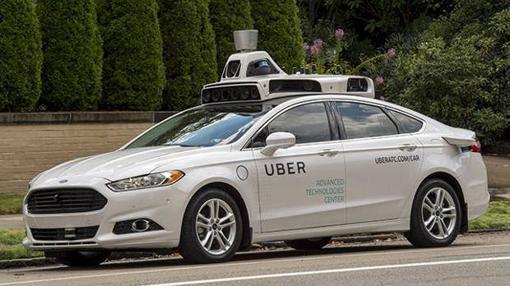 Ford y Uber están haciendo pruebas en carretera real con un Mondeo autónomo