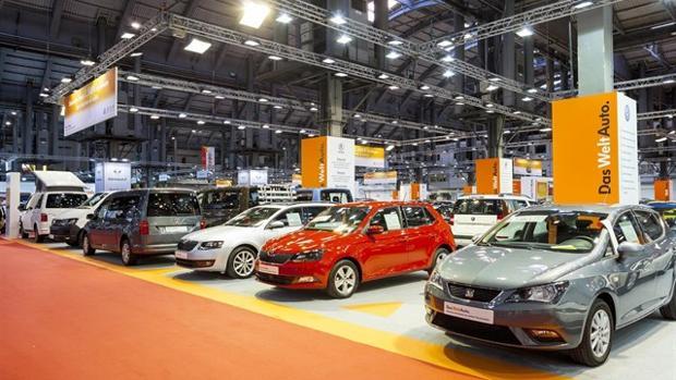 Das WeltAuto estima que venderá 650 vehículos en el Salón del Vehículo de Ocasión