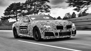 El futuro BMW M8
