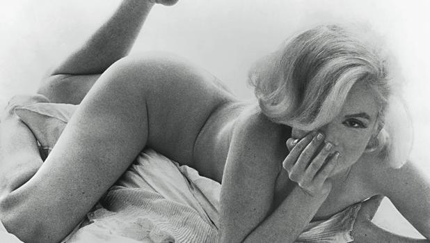 DS desnuda a Marilyn Monroe