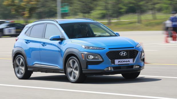 Probamos el Kona, el nuevo SUV de Hyundai que calentará el mercado después del verano