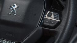 Botón que acciona la conducción autónoma