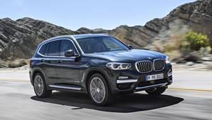 BMW X3 2018: más agresivo, más ligero, mejor