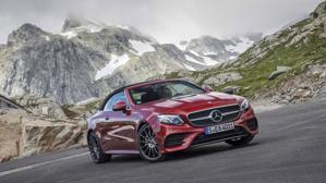 Mercedes-Benz E-Class Cabriolet: cielo abierto para cuatro