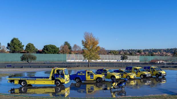 El RACE pide medidas urgentes para reducir los accidentes en ciudad