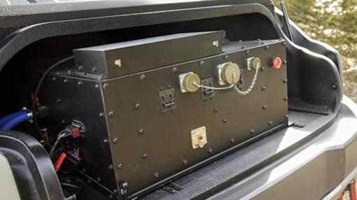 Con un generador en la caja podría generar electricidad para otros menesteres