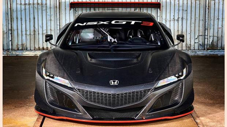 Honda inicia la comercialización del NSX GT3 de carreras