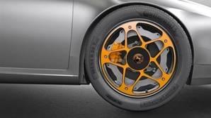 Continental presenta un innovador concepto de freno ultraligero para vehículos eléctricos