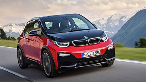 nuevos bmw i3 e i3s. Black Bedroom Furniture Sets. Home Design Ideas