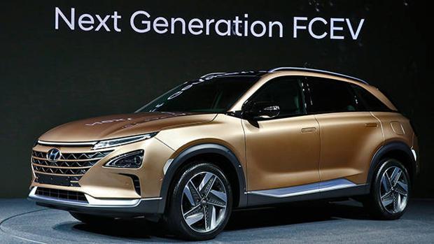Hyundai desvela datos e imágenes de su próximo SUV de hidrógeno
