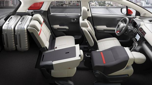 Citroën lleva al salón de Frankfurt su nuevo C3 Aircross