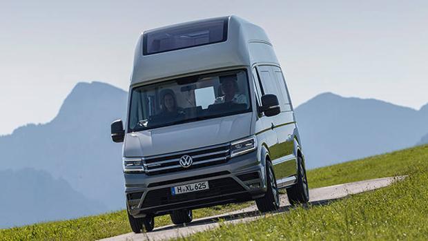 Nueva Volkswagen California XXL