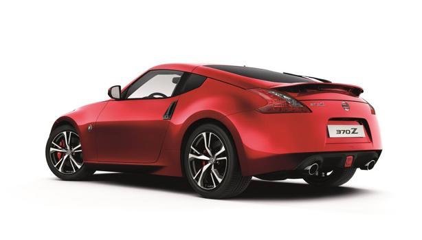 Primeras imágenes oficiales del nuevo Nissan 370Z coupé
