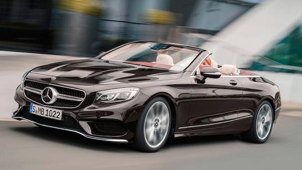Nuevo Mercedes-Benz Clase S Cabrio