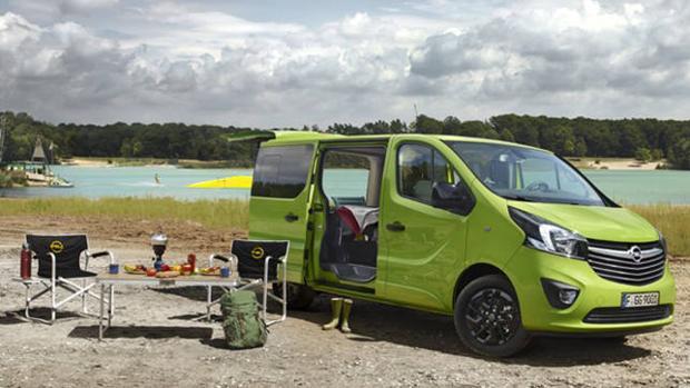 Nueva Opel Vivaro Life