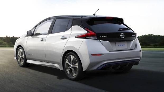Nissan presenta su nuevo Leaf, de conducción semiautónoma